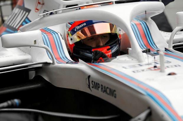 F1. Robert Kubica na torze Silverstone. Polak będzie testował nowe opony Pirelli