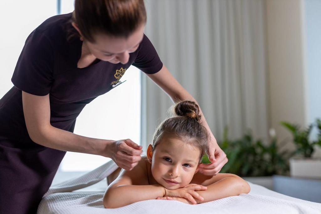 Hotel Arłamów SPA dla dzieci