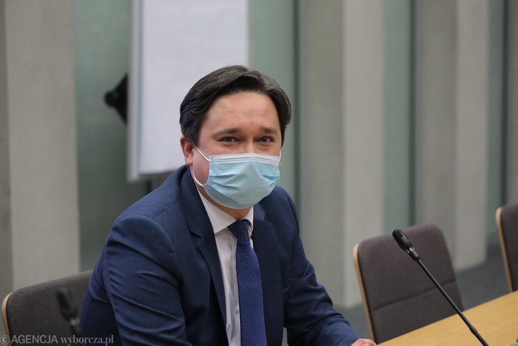 Prof. Marcin Wiącek, kandydat na RPO