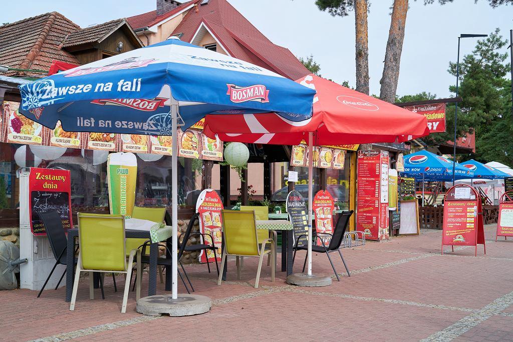 Poza nielicznymi wyjątkami, bonów turystycznych nie można realizować w restauracjach, barach i smażalniach.