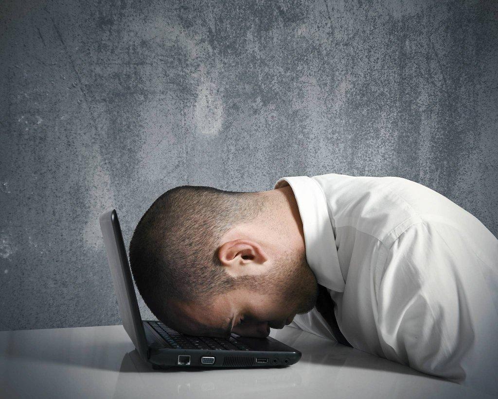 Stres w pracy zmniejsza kreatywność. Przyczynia się też do różnych chorób.