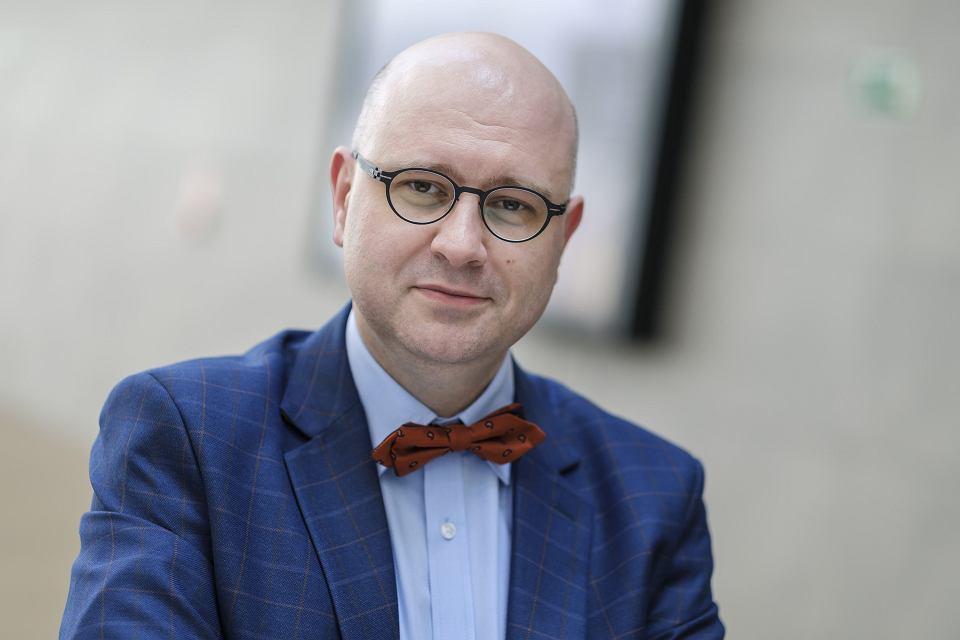 dr Mateusz Wiliński
