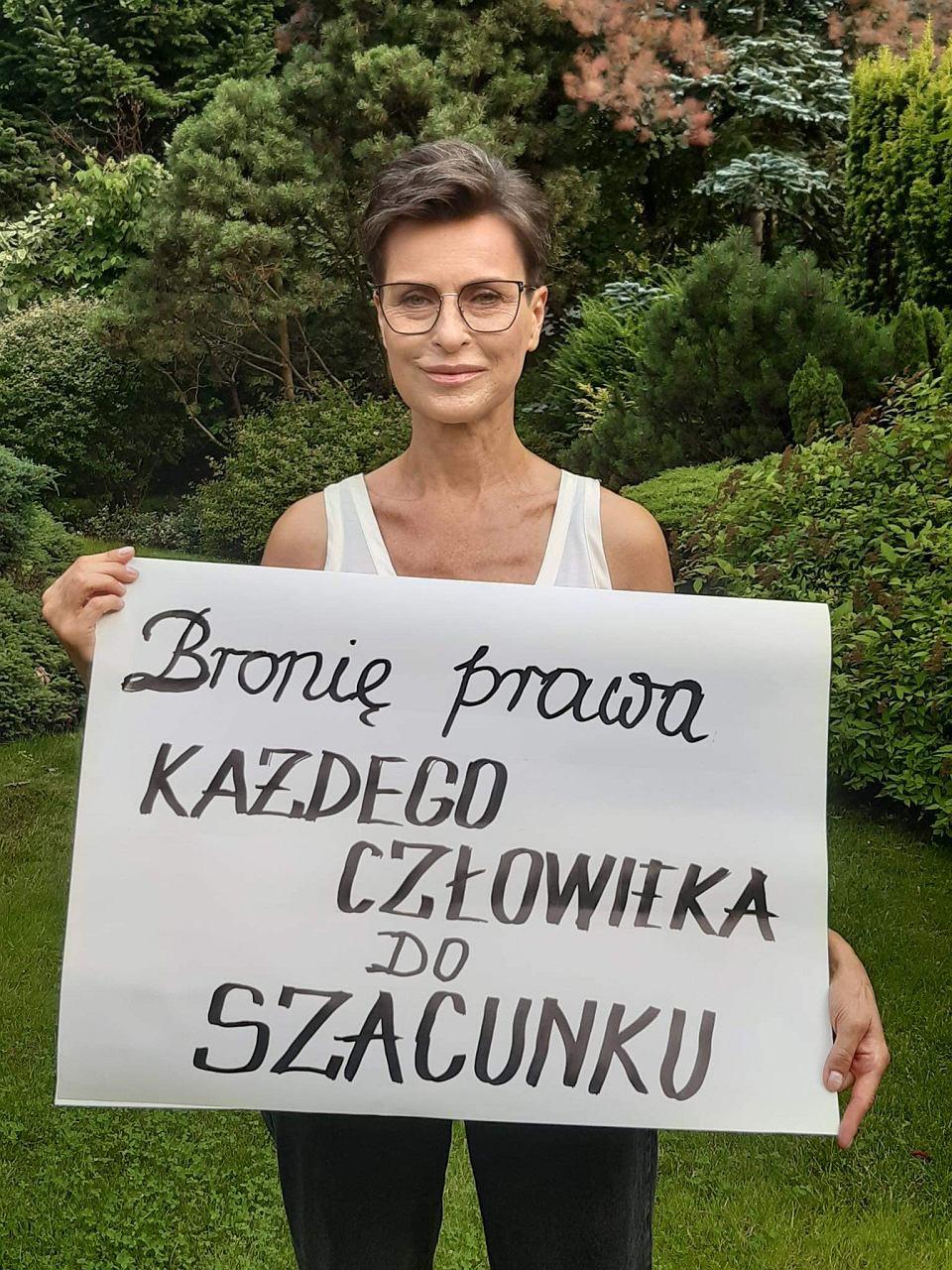 Danuta Stenka.