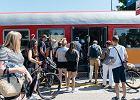 """Urząd Marszałkowski wytłumaczył nam, dlaczego """"nie da się"""" wozić rowerów na Hel"""