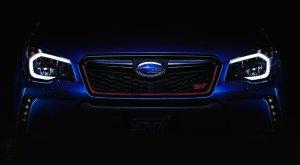 Subaru Forester STI tS | Zapowiedź premiery