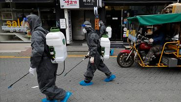 Korea Południowa. Seul żąda odszkodowania od pastora. Przyczynił się do wzrostu zakażeń