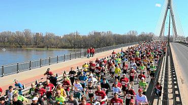 Orlen Warsaw Marathon. Poznaliśmy trasę biegu