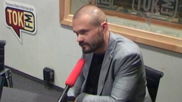 Ronald Zarzycki, jedynka Partii Razem w okręgu wrocławskim
