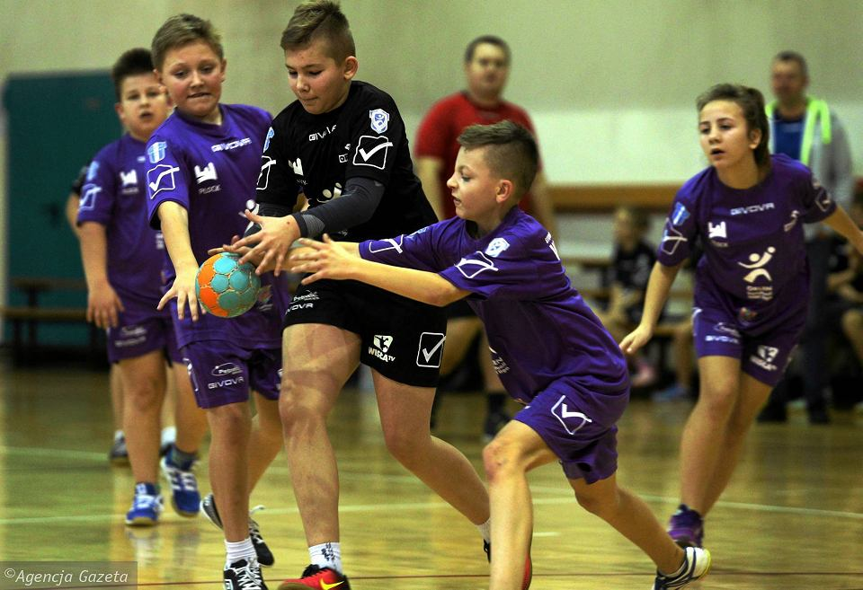Zakończenie sezonu Orlen Handball Mini Ligi