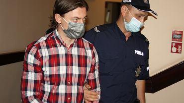 Rafał Szombierski, były żużlowiec przed sądem w Rybniku