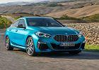 BMW serii 2 Gran Coupe oficjalnie. Stylowy kompakt z napędem na przód [Aktualizacja]