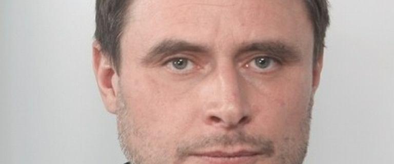 Zaginął Maciej Znamirowski. Policjanci go szukają i proszą o pomoc