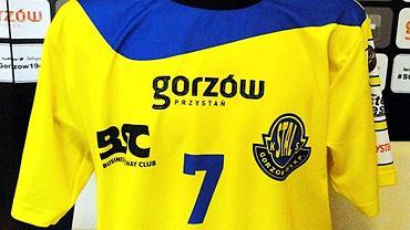 W takich koszulkach zagrają w sobotę piłkarze ręczni Stali Gorzów