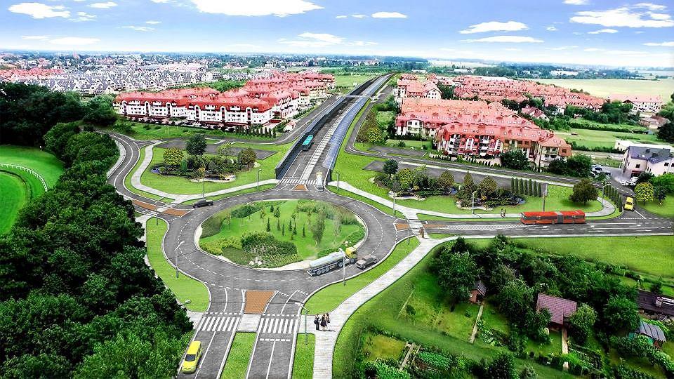 Budowa Wschodniej Obwodnicy Wrocławia z Żernik do Bielan nie zacznie się w przyszłym roku. Pieniądze na te inwestycję zostaną przesunięte.
