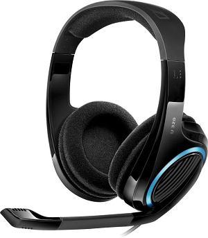Słuchawki Sennheiser U 320. Cena: ok. 550 zł, Słuchawki dla każdego, słuchawki, audio