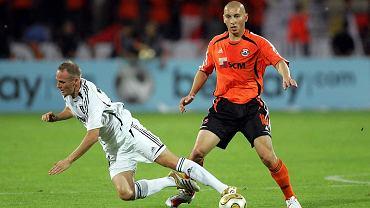 Mariusz Lewandowski (w barwach Szachtara Donieck)
