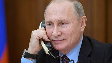 Prezydent Rosji złożył życzenia światowym przywódcom. Listu nie wysłał Andrzejowi Dudzie