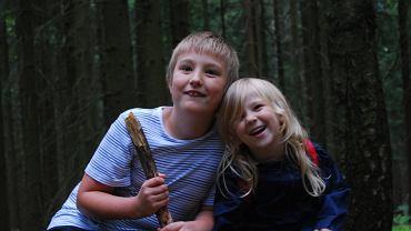 Dwójka Dzieci (fot. Dominika Węcławek)