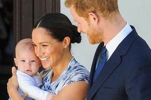 Meghan Markle, książę Harry, książę Archie