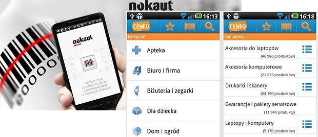 Poradnik: kupujemy prezenty w sieci, Porównywarki Ceneo i Nokaut