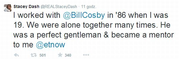 Stacey Dash o Cosby