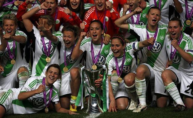 Finał kobiecej Ligi Mistrzów na Wembley: VfL Wolfsburg kontra Olympique Lyon.