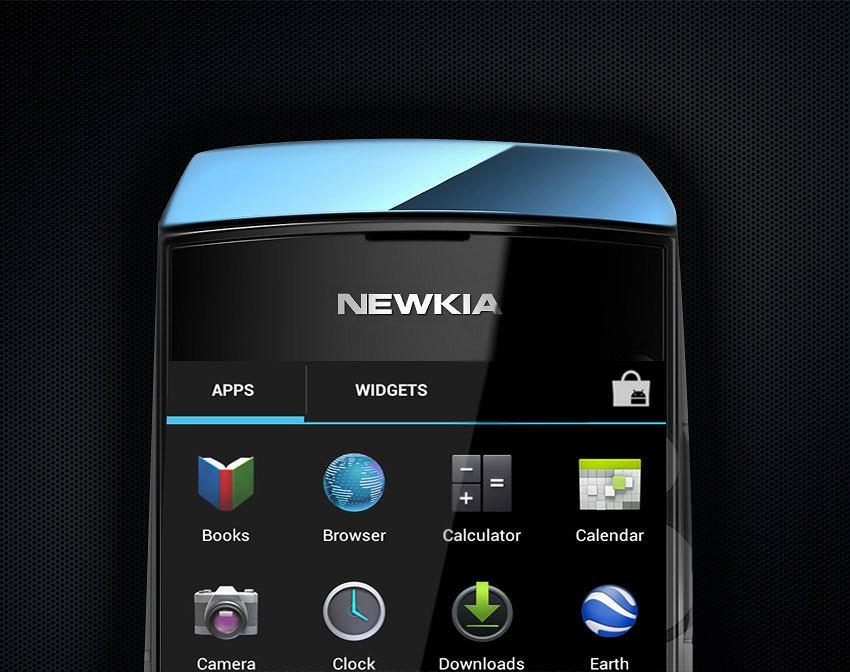 Newkia - nowa marka chce wziąć to co najlepsze z Nokii i dodać Androida