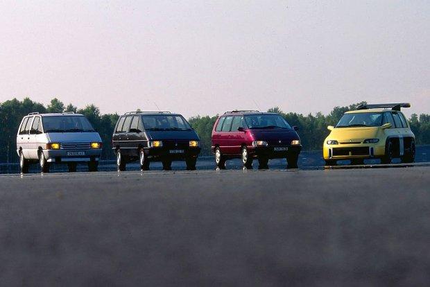 Renault Espace F1