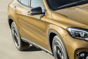 Mercedes GLA   Ceny w Polsce   Pomiędzy Audi i BMW