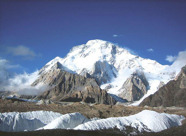 Broad Peak, 8047 metrów n.p.m.