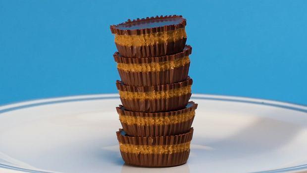 wieża z ciastek