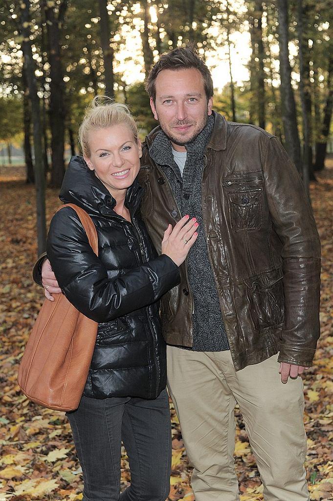 Karolina Nowakowska i Maciej Zwoliński