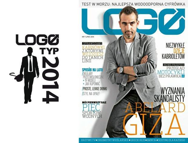 LOGOTYP ROKU 2014, NOMINACJA: ABELARD GIZA