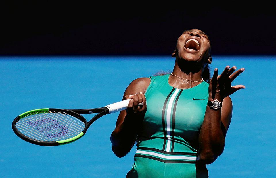 Serena Williams odpadła z Australian Open