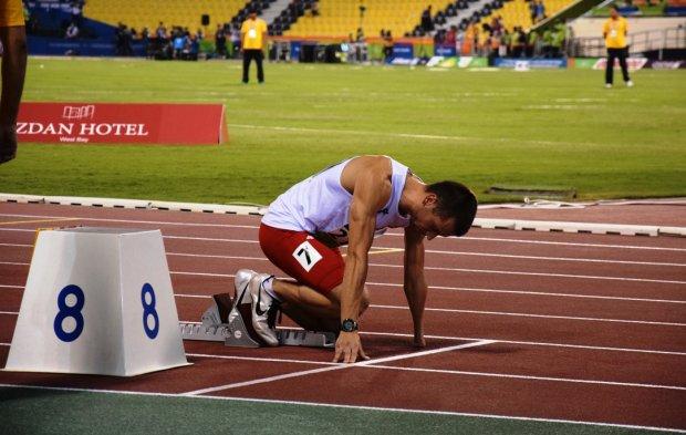 Michał Derus walczy o Rio -