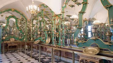 Włamanie do królewskiego skarbca w Dreźnie