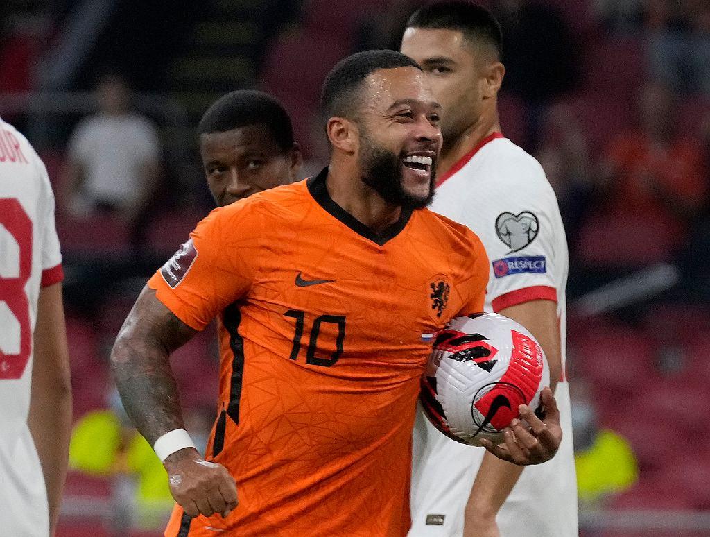 Holandia gromi Turcję, Depay ponownie błyszczy. Hat-trick i asysta!