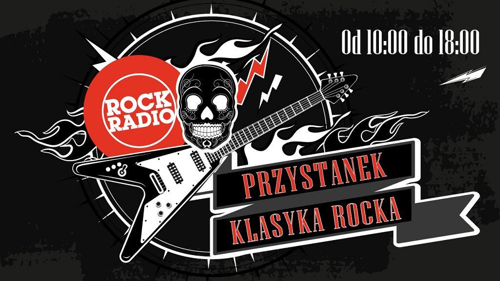 Przystanek Klasyka Rocka Rock Radio