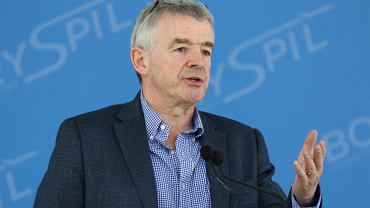 Michael O'Leary krytykuje testy na lotnisku