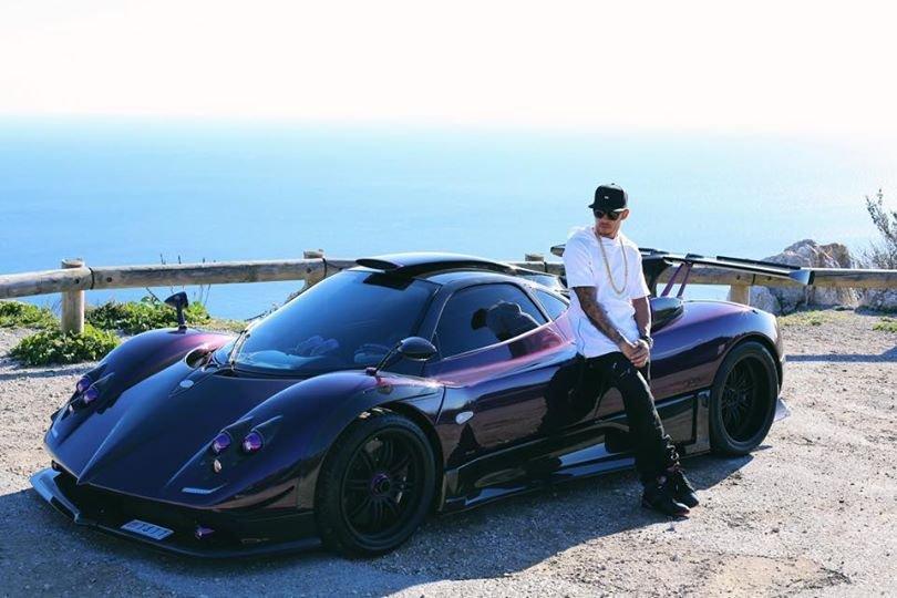 fot. Lewis Hamilton / Instagram