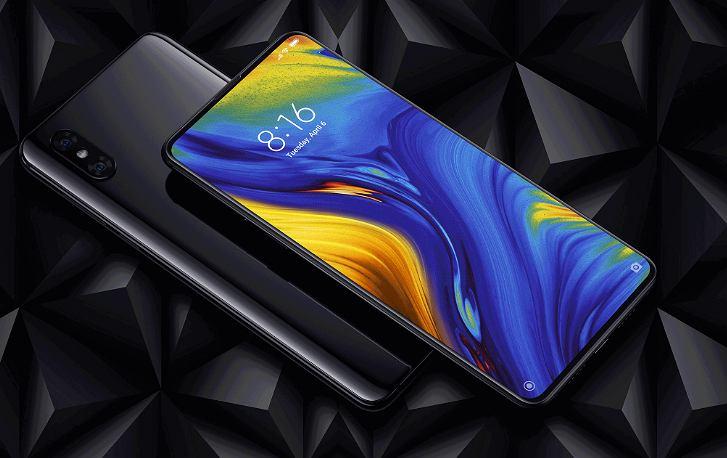 Xiaomi Mi MIX 3, zdj. ilu