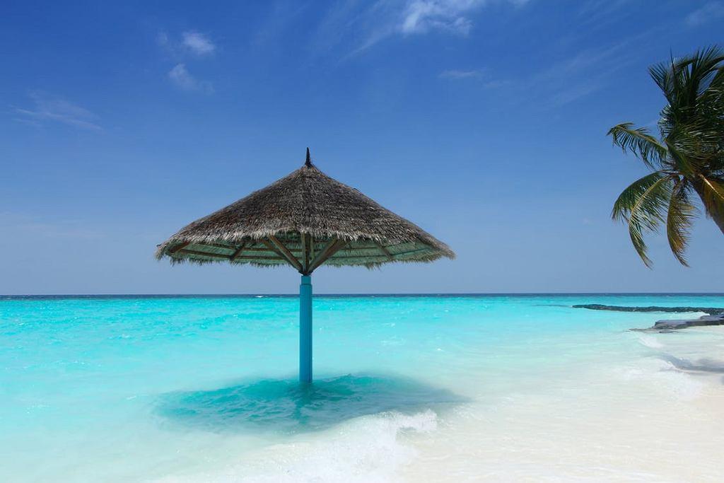 Malediwy znikną pod powierzchnią wody