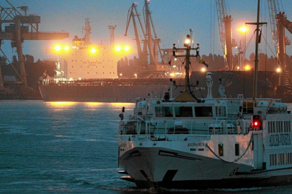 Port w Świnoujściu - zdjęcie ilustracyjne