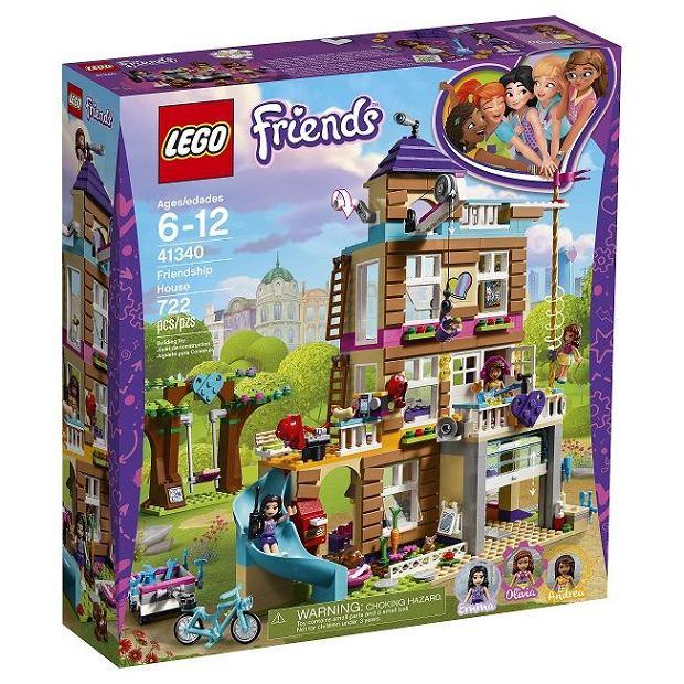 Paczka przyjaciół LEGO Friends