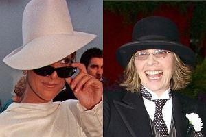 Celine Dion i Diane Keaton - wpadki na czerwonym dywanie - Oscary