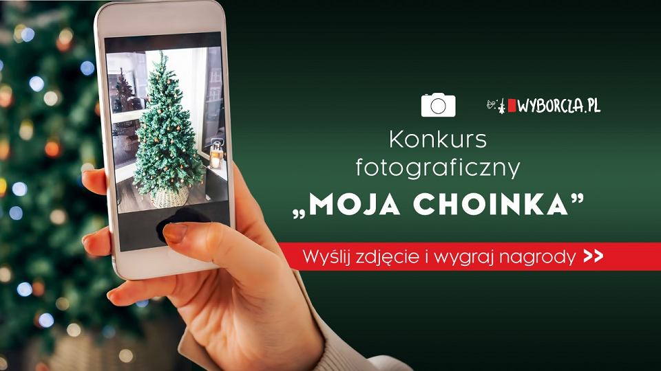 Konkurs fotograficzny 'Moja choinka'