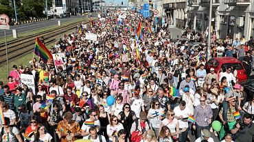 XVI Parada Rownosci