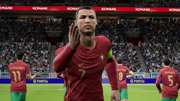 Cristiano Ronaldo w eFootball.
