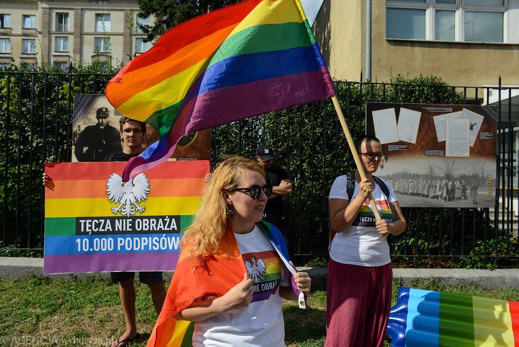 Parada równości 2018