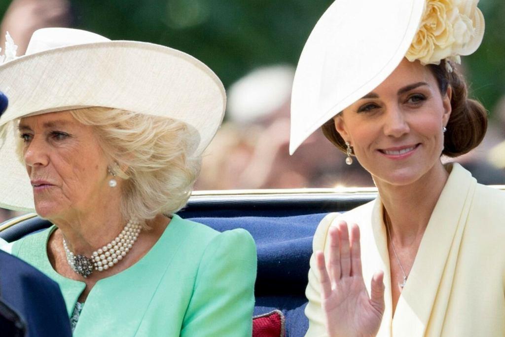 Camilla Parker Bowles, księżna Kate